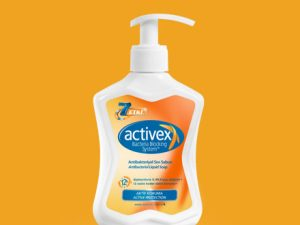 ActiveX Liquid Soap