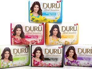 DURU Floral Sensations Soap Series