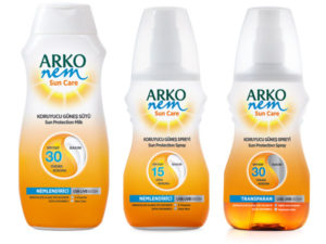 Arko Nem Sun Care Series