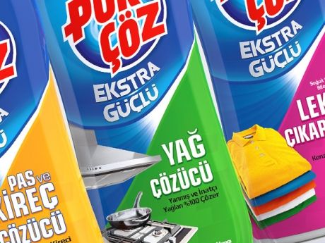 Porçöz Cleaning Products