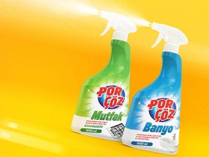 Porçöz Household Cleaner Sprays