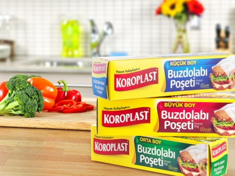 Koroplast Freezer Bag